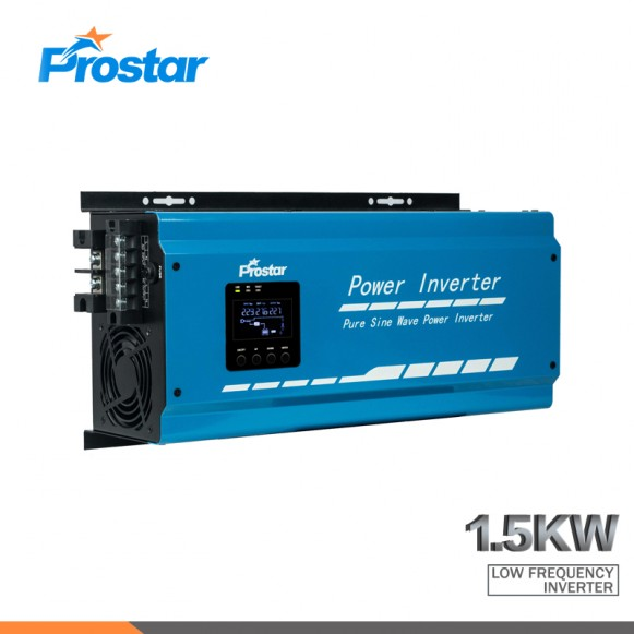 1.5KW 24V Pure Sine Wave Inverter 100V/110V/120V/127V/220V/230V AC 50Hz/60Hz Power Inverter for Home Use