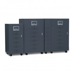 100-400KVA past Frequency UPS (3: 3)