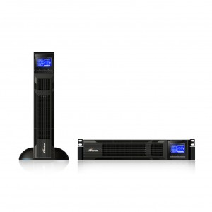 1KVA High Frequency Rack UPS With Built-in Battery