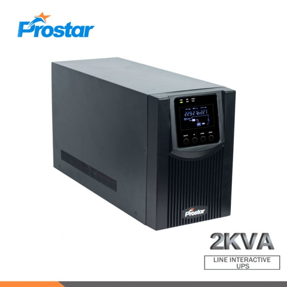 2KVA 24V Line Interactive Computer UPS For Home Appliances