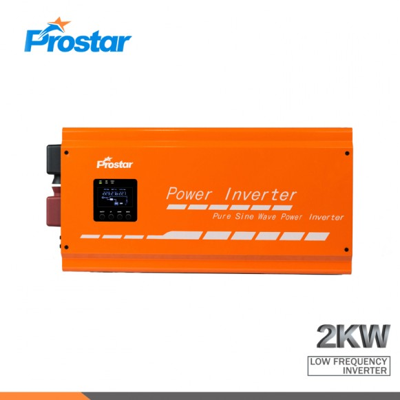 2KW 48V Pure Sine Wave Inverter 100V/110V/120V/127V/220V/230V AC 50Hz/60Hz Power Inverter for Home Use