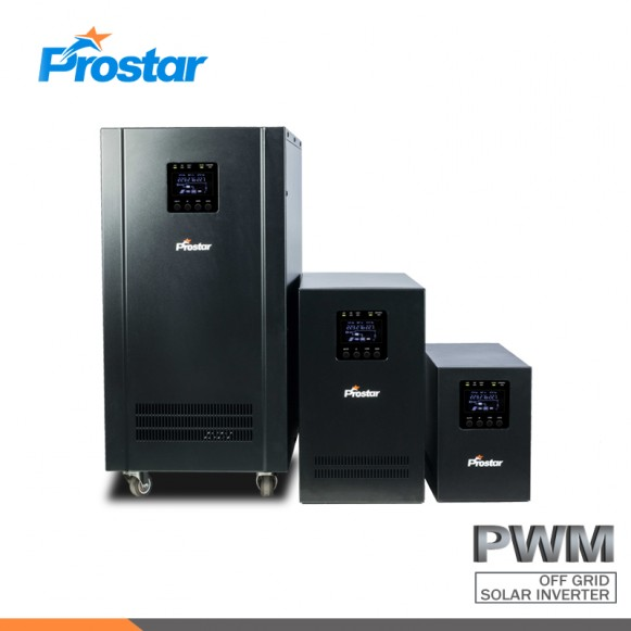 300W-6KW Off Grid Solar Power Inverter with PWM Controller