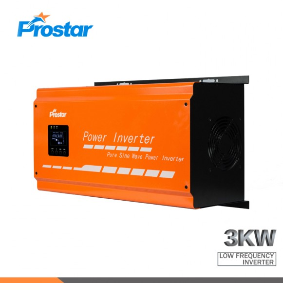 3KW 48V Low Frequency Pure Sine Wave Inverter 100V/110V/120V/127V/220V/230V AC Power Inverter for Home Use