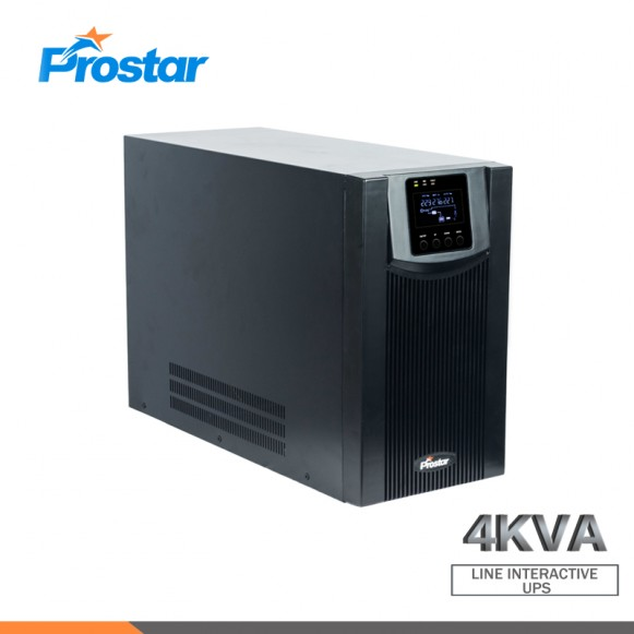 4KVA 48V Line-Interactive Type Pure Sine Wave UPS