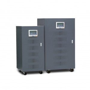 6-80KVA Low Frequency UPS on-line (3: 3)
