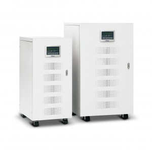 8-100KVA Low Frequency UPS on-line (3: 1)