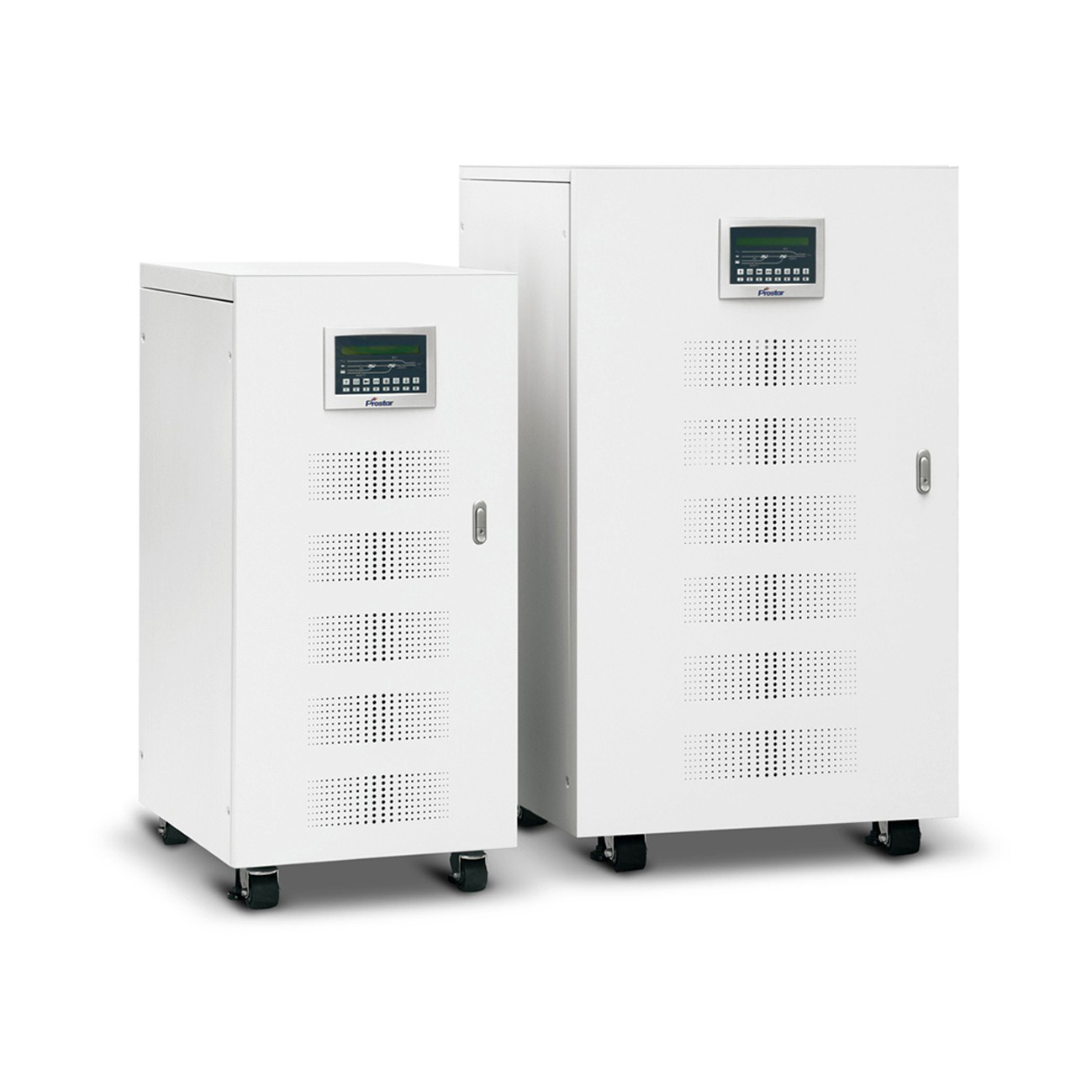8-100KVA Low Frequency Online UPS (3:1)