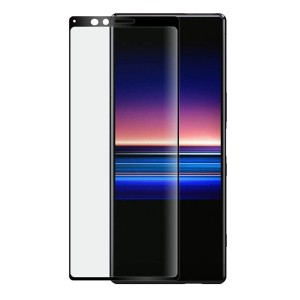Sony Xperia 1 Screen Protector 2.5D HD Clear Bubble-Free Anti-Fingerprints