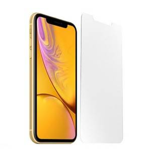 Tempered Glass Screen Protector for iPhone XS Max Military-Grade Clear HD Anti-Bubble Film