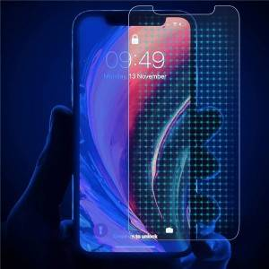Anti-Blue Light Ray Eye Protect Tempered Glass Screen Protector for iPhone XS Max
