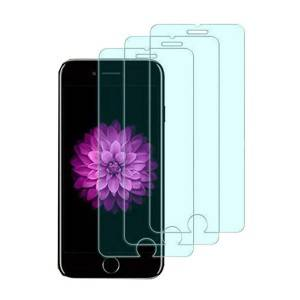 Anti Fingerprint Anti Blue Ray Premium Tempered Glass Screen Protector for Apple iPhone 7 8