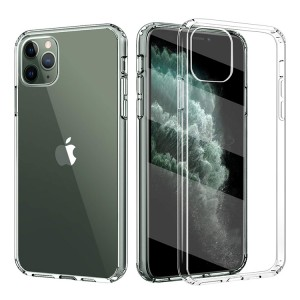 Ultra Thin Tempered Glass +TPU Smart Phone Cover Case For iPhone 11 Pro Max 2019