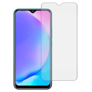 Crystal Clear Bubble Free Tempered Glass Screen Protector for Vivo Y17 2019