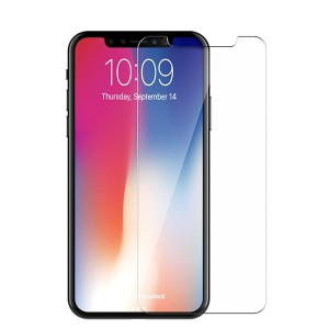 9H Hardness Anti-Scratch Case Friendly HD Screen Protector for Apple iPhone X