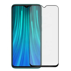 2.5D Full Cover Tempered glass screen protector for Redmi Note 8 pro