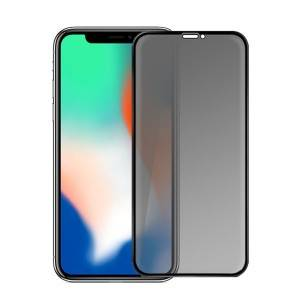 iPhone X 2018 Anti-Spy Privacy Tempered Glass Screen Protector