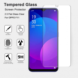 Premium Quality Tempered Glass Film For OPPO F11 A9