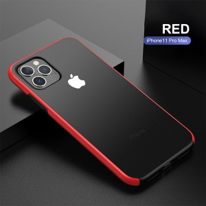 TPU matte soft phone case for iPhone 11 11 Pro Max 2020