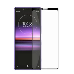 Premium Quality Tempered Glass 0.3mm Full Cover Screen Protector for Sony Xperia L3