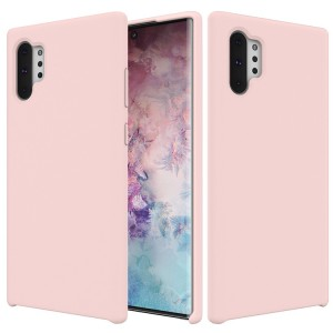 Anti-Fall Liquid Silicone Case For Samsung Galaxy Note 10 pro Case