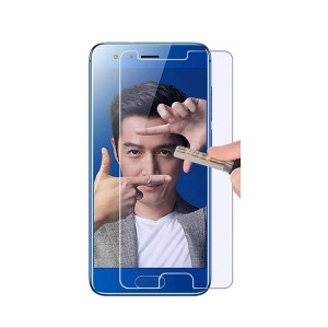 Flat Clear Glass for Huawei Honor 9