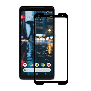 3D Cured Tempered glass screen protector For Google Pixel 2 XL