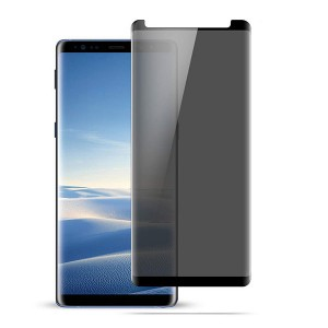 Galaxy NOTE 9 3D Curved Privacy Tempered Glass Screen