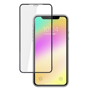 Bubble Free 2.5D Tempered Glass Screen Protector for iPhone 11 Pro 5.8 Inch 2019