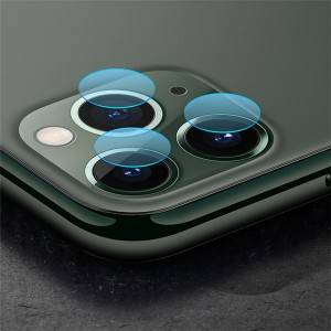 3 Pieces iPhone 11 Pro Max Transparent Glass Camera Lens Protective Film