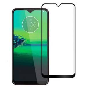 2.5D Full Cover Tempered glass screen protector for Motorola Moto G8 Play