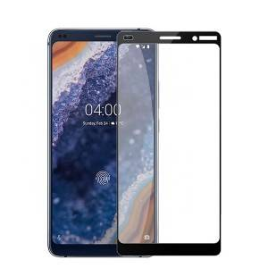 2.5D Full Cover Tempered glass screen protector for Nokia 9 PureView