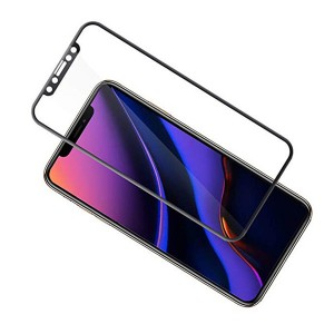 Amazon Supplier Custom Packaging FBA Tempered Glass Screen Protector For iPhone XS Max