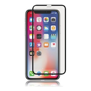 3D Gummed Frame Full Coverage Curved Screen Protector For iPhone 11 2019