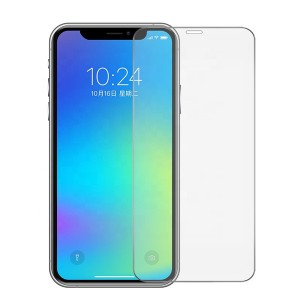 Mobile Phone Accessories Full Cover Glue Tempered Glass For iPhone 11 Pro Max