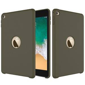 iPad Mini Case Colored Ultra Slim TPU Silicone Case Cover