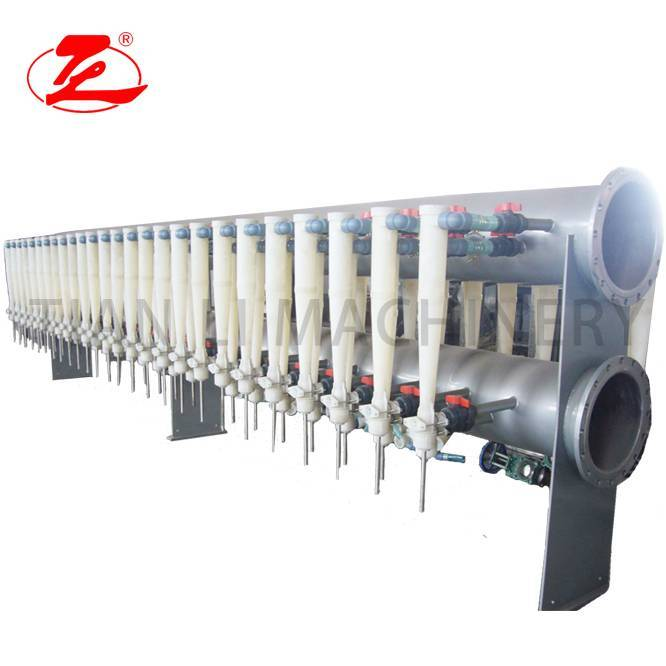 High PerformanceUsed Paper Mill Equipment - TXC-150 L.W Cleaner – Tianli