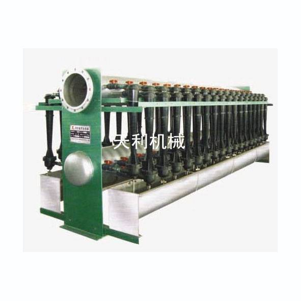 Manufacturer ofStraw Pulp Equipment - TTC-200 L.W Cleaner – Tianli