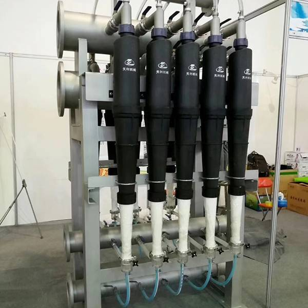 Manufacturer ofStraw Pulp Equipment - TFY-500-1 Multi-functional Cleaner – Tianli