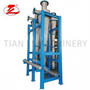 Manufacturer ofStraw Pulp Equipment - TLG continuous H.D Cleaner – Tianli