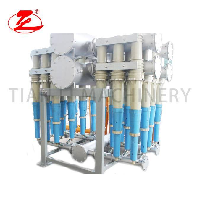 Manufacturer ofStraw Pulp Equipment - TMLC-700 multi-functional cleaner – Tianli