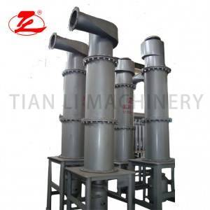 Professional Design Paper Pulp Machine Price - TGC double cone H.D cleaner – Tianli