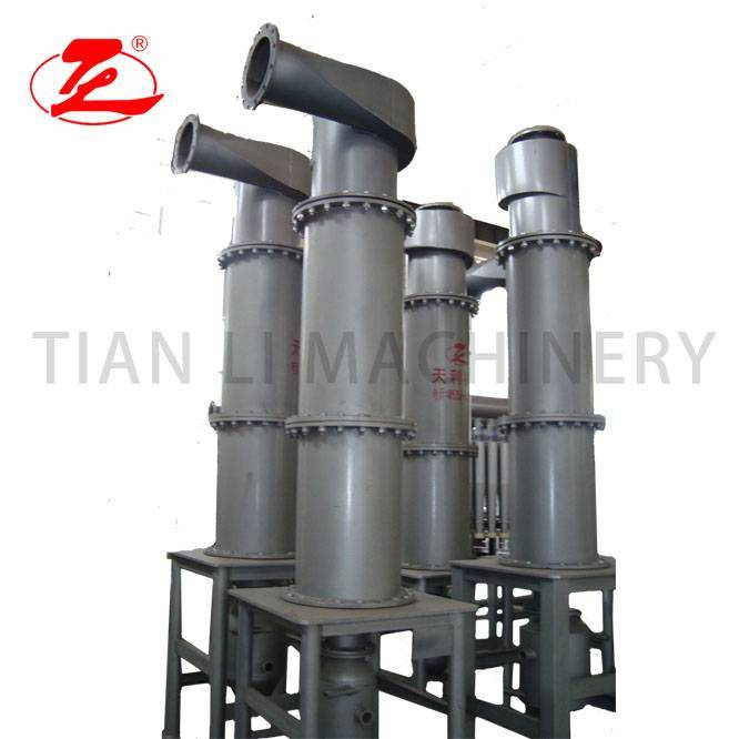 Manufacturer for Centrifugal Cleaner In Paper Mill - TGC double cone H.D cleaner – Tianli