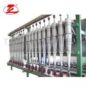 Factory wholesale High Consistency Pulp Cleaner - TMZC-1000 Helix H.W Cleaner – Tianli