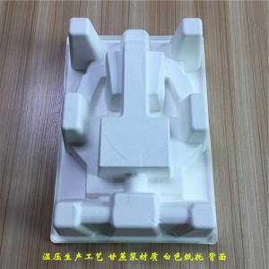 Dry pressed top-quality pulp molding 01