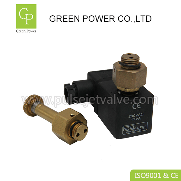 Europe style for Mecair Pulse Valve Membrance - Italy autel  pulse valves armature plunger and coil 24VDC 17w – Green Power Featured Image