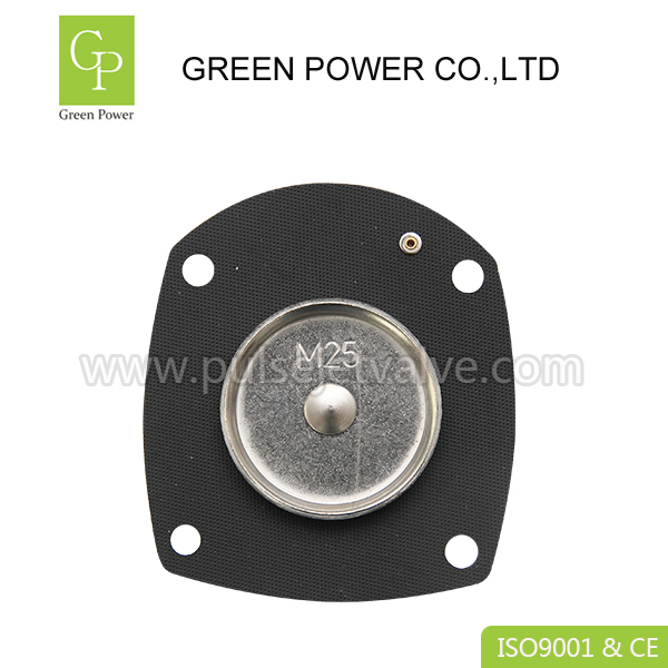 OEM/ODM China 3 Way Electromagnetic Solenoid Valve - Nitrile diaphragm repair kits M25 turbo 1 inch pulse valve FP25 DP25 – Green Power