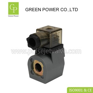 Hot sale Factory Position Two-Way Solenoid Valve - Goyen pulse valves DIN43650A solenoid coil K301 50Hz / 60Hz – Green Power