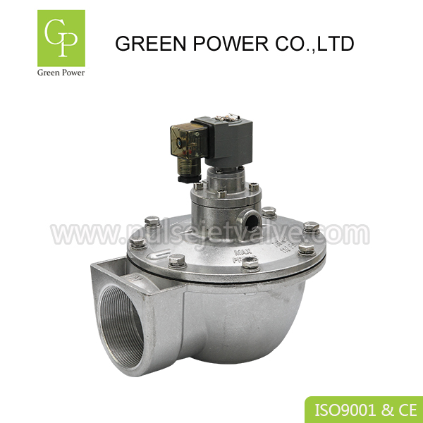 Best Price on Dust Filter Valve - CA-76T, RCA-76T DC24V / AC220V DIN43650A connector 0.3-0.8Mpa goyen RCA remote control pulse jet valves – Green Power