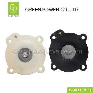 Good User Reputation for Solenoid Valve Seals - C113685 C113686 SCG353A050 SCG353A051 diaphragm repair kits – Green Power