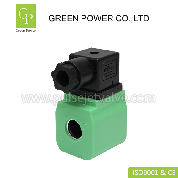 DMF solenoid coil pulse valve sbfec DC24V Featured Image